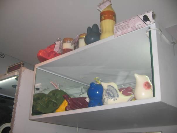 Garrafa e animais são alguns exemplos de velas